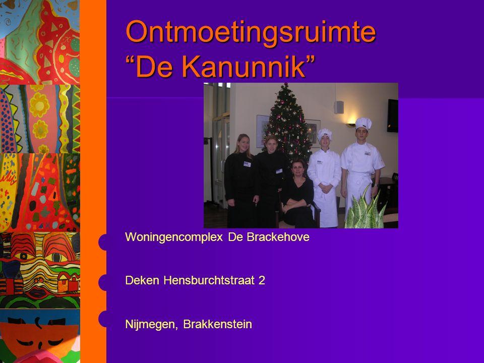 Inhoud van de stage:  Periode van 2 weken  Bereiding van maaltijden  Barwerkzaamheden  Voorraadbeheer  Schoonmaak