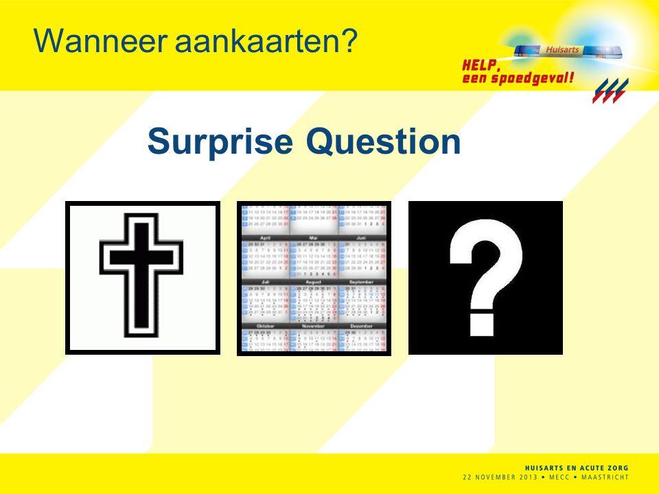 Surprise Question