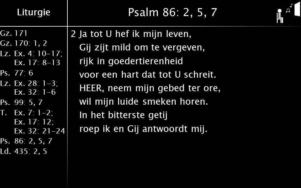 Gz.171 Gz.170: 1, 2 Lz.Ex. 4: 10-17; Ex. 17: 8-13 Ps.77: 6 Lz.Ex.