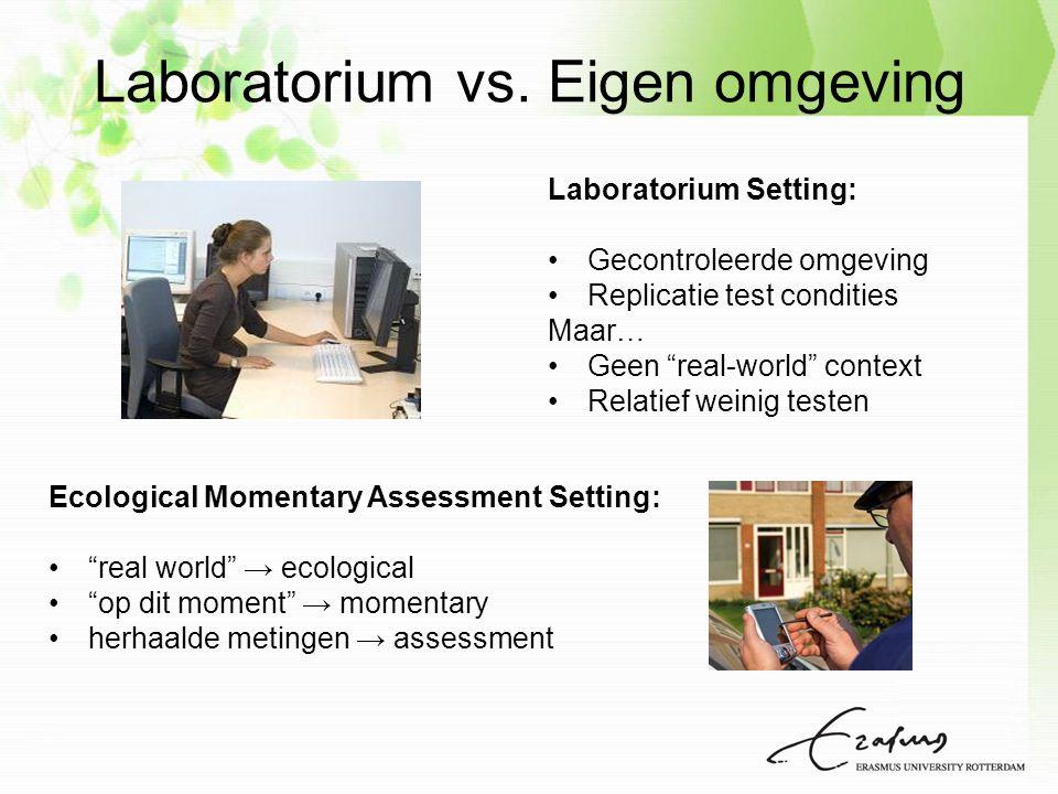 Laboratorium vs.