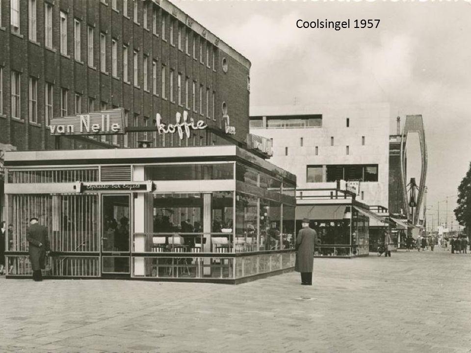 Centraal station 1970 busstation