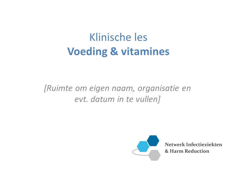 Vitamine-quiz Vraag 1: Kan vitamine C een verkoudheid voorkomen.