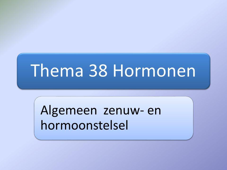 OXYTOCINE Het hormoon oxytocine wordt het eind van de zwangerschap aangemaakt.