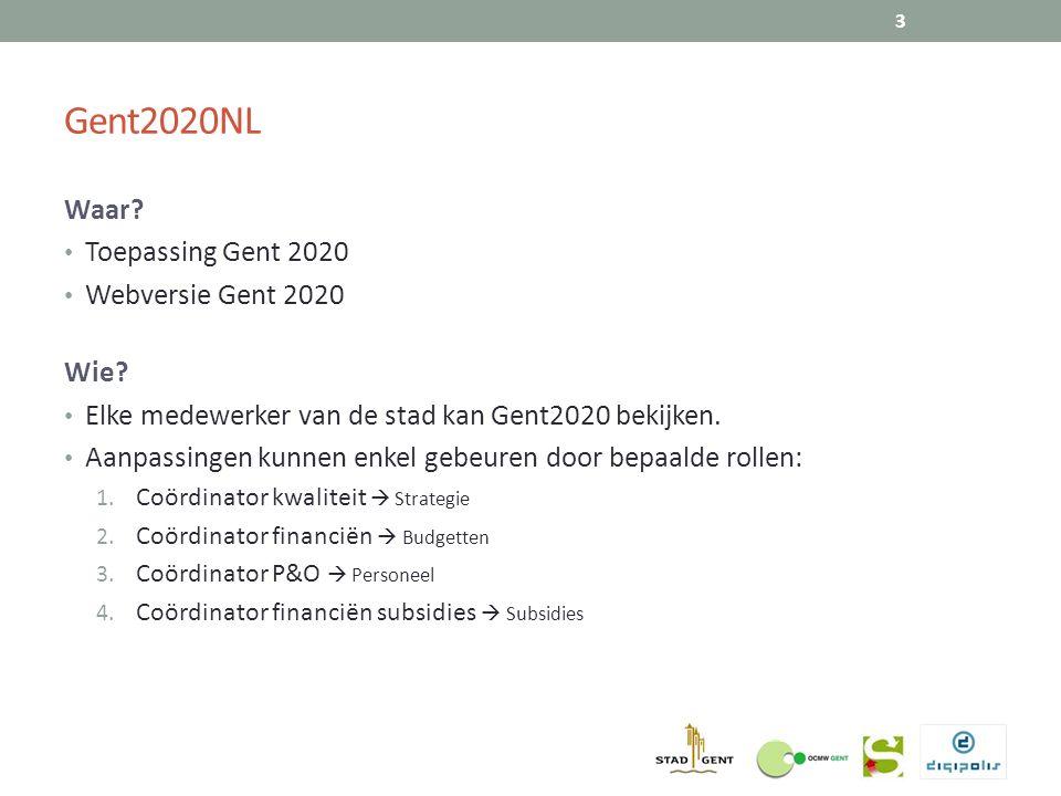 Gent2020NL Waar.Toepassing Gent 2020 Webversie Gent 2020 Wie.