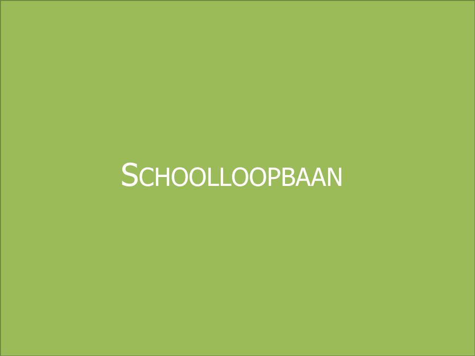 S CHOOLLOOPBAAN