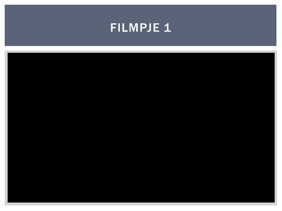 FILMPJE 1