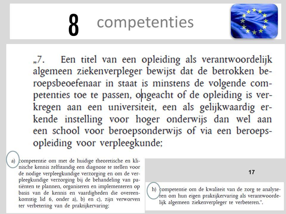 17 competenties 8
