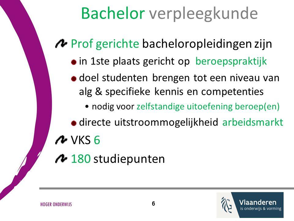 http://www.hogeronderwijsregister.be 7