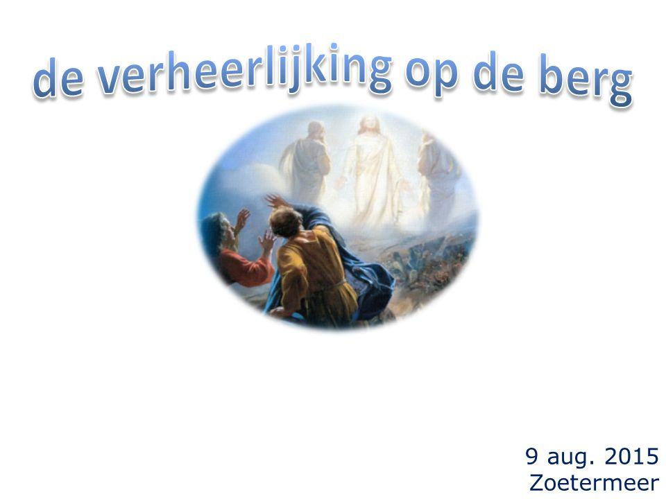 9 aug. 2015 Zoetermeer