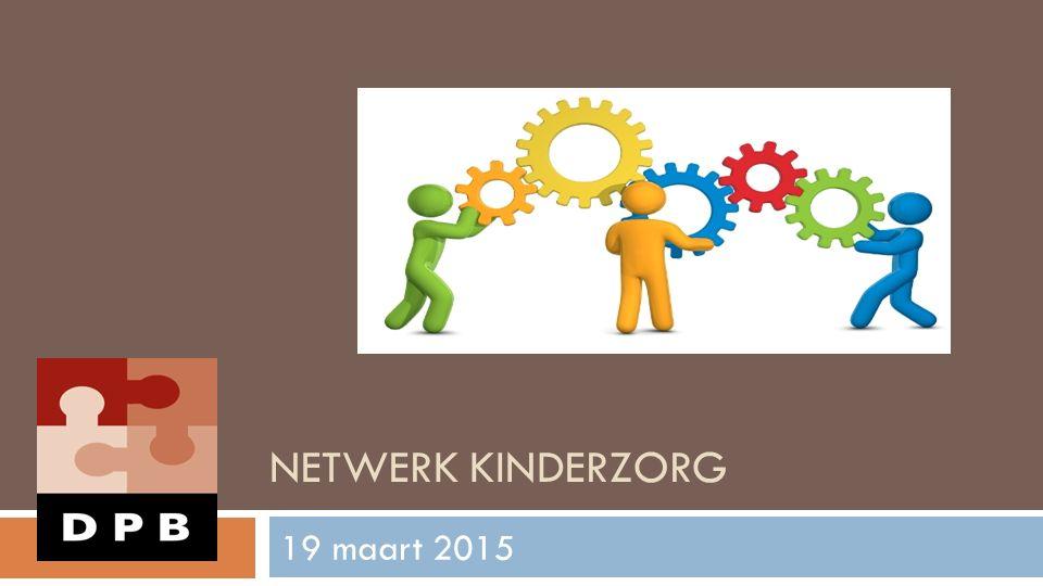 NETWERK KINDERZORG 19 maart 2015