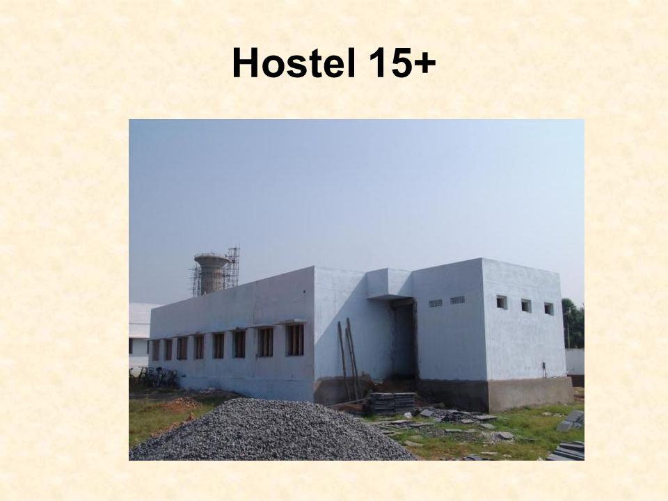 Hostel 15+