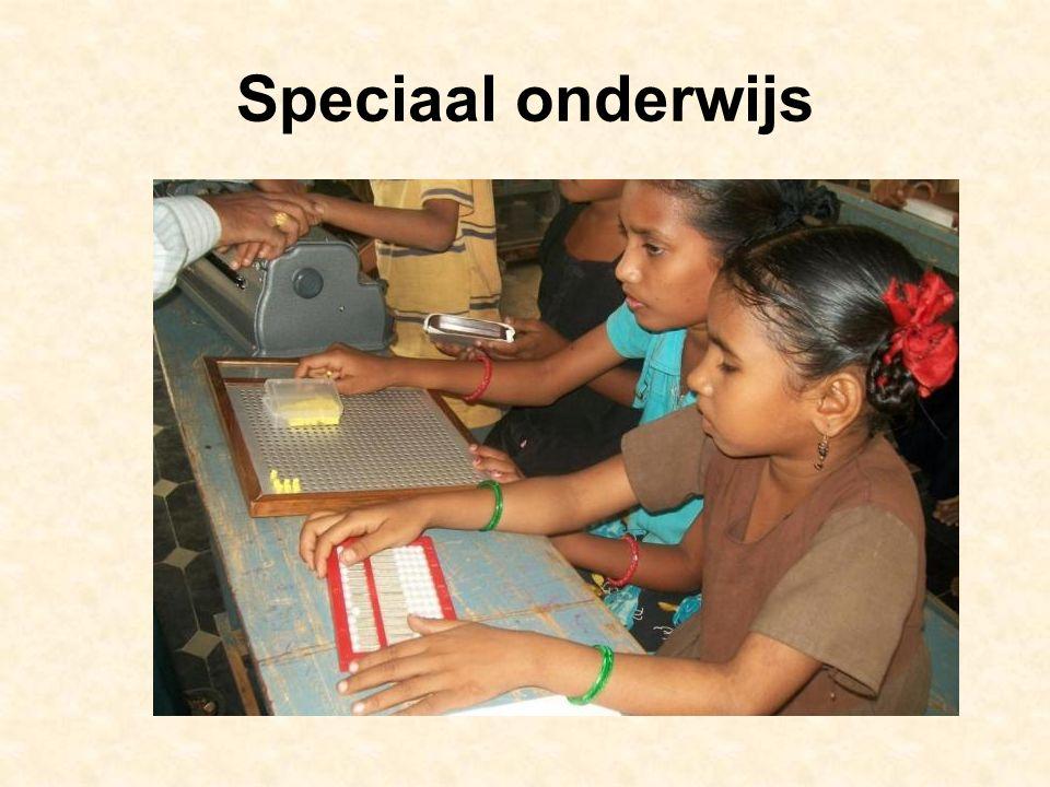 Speciaal onderwijs