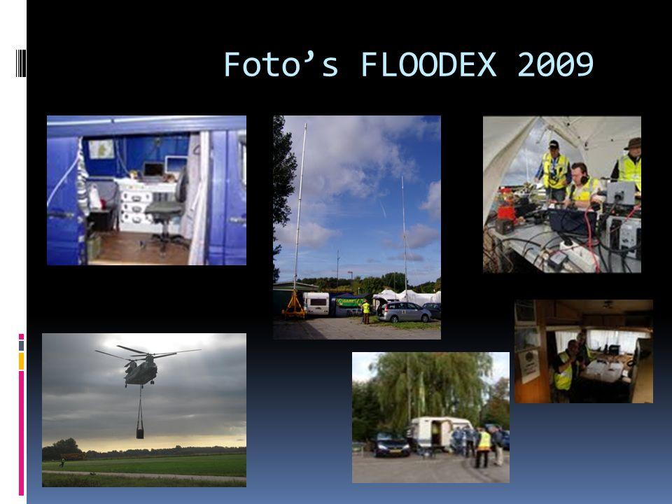 Foto's FLOODEX 2009