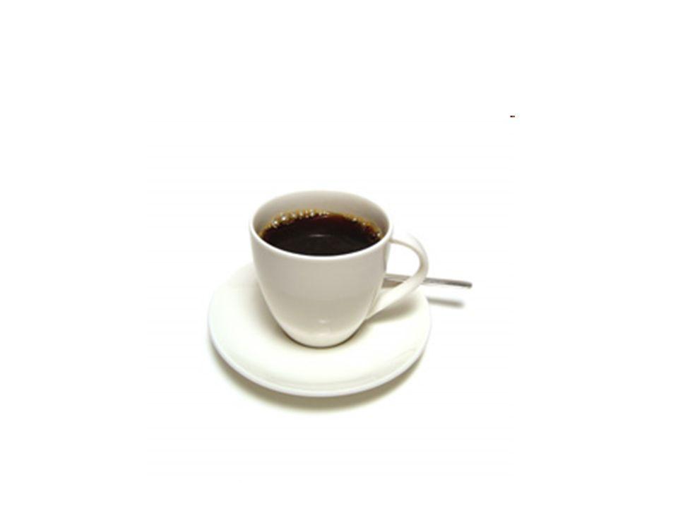 (de) koffie het kopje koffie