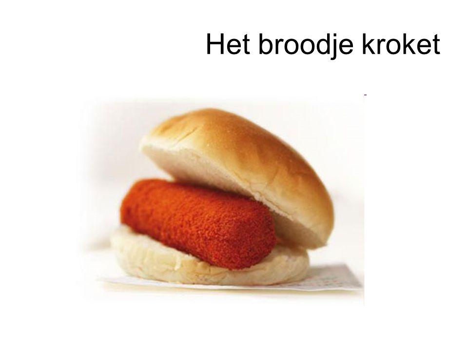Het broodje kroket