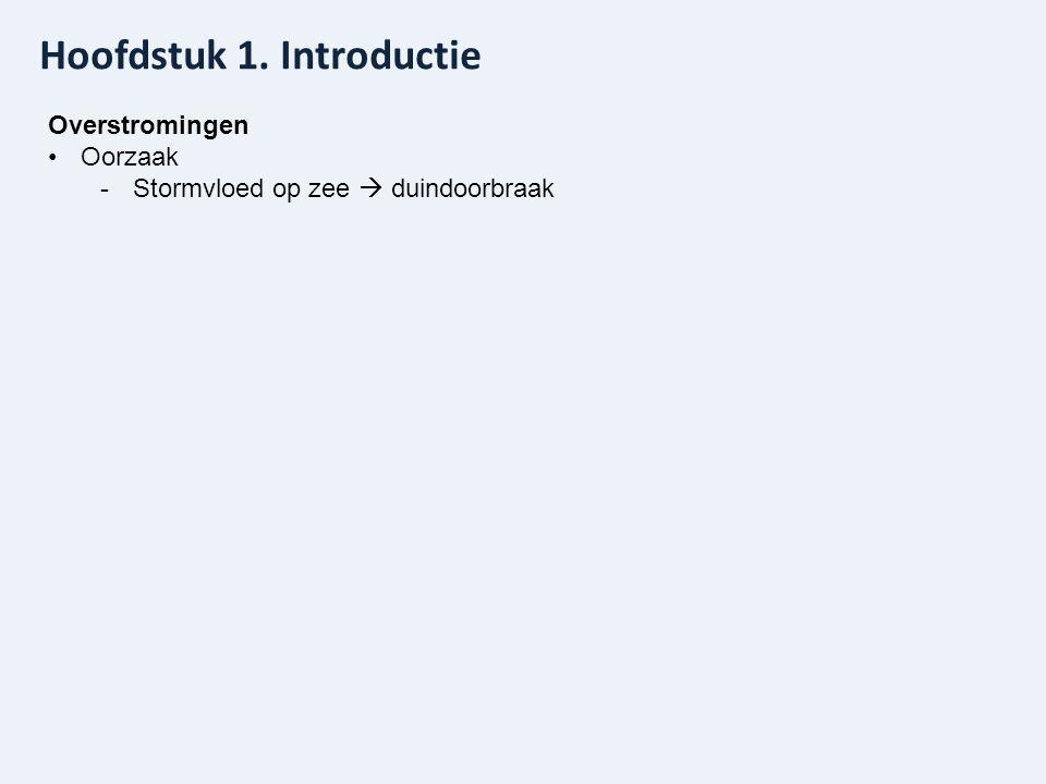 De organisatie van waterbeheer in Nederland Hoofdstuk 5.