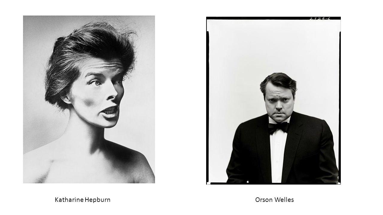 Katharine HepburnOrson Welles