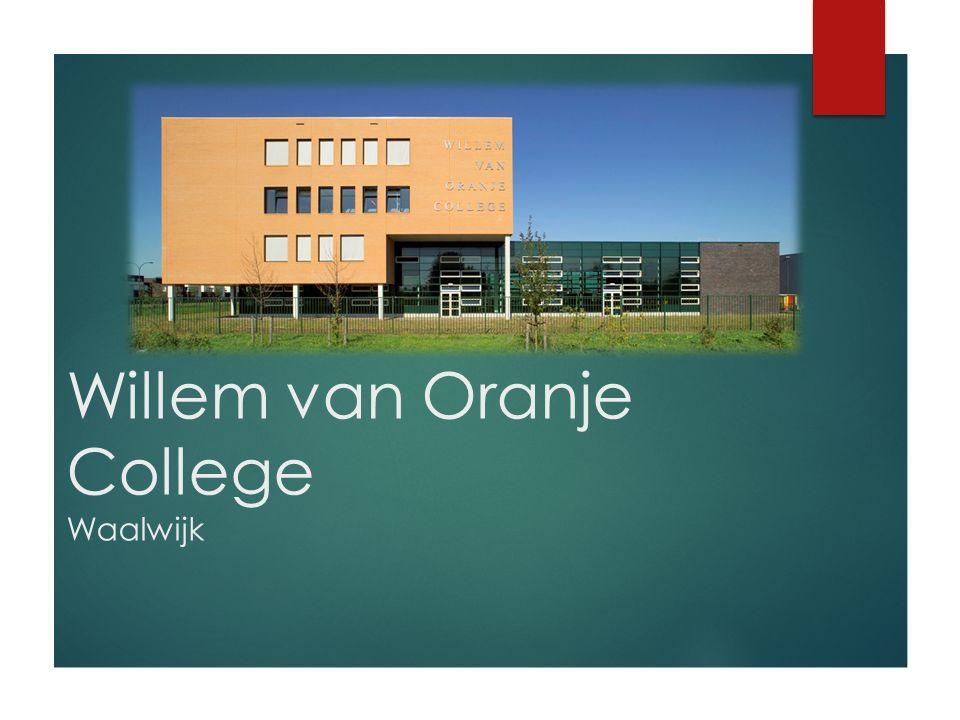 Willem van Oranje College Waalwijk