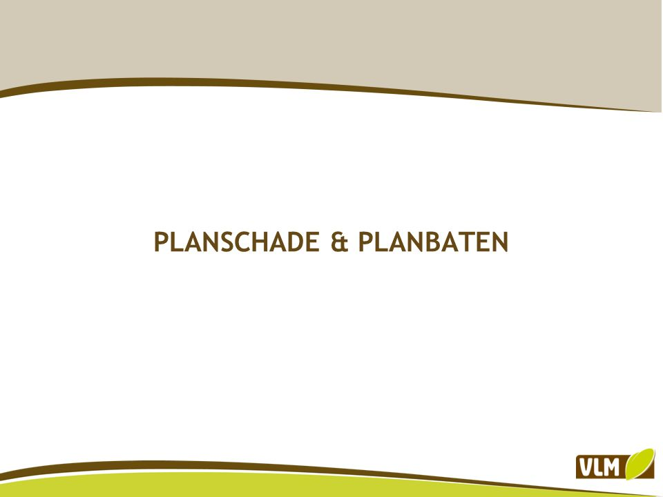 PLANSCHADE & PLANBATEN