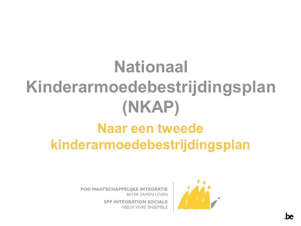 Nationaal Kinderarmoedebestrijdingsplan (NKAP) Naar een tweede kinderarmoedebestrijdingsplan