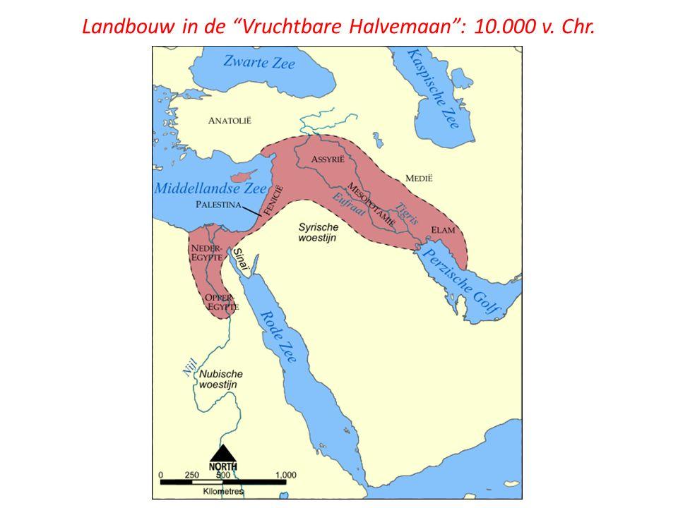 "Landbouw in de ""Vruchtbare Halvemaan"": 10.000 v. Chr."