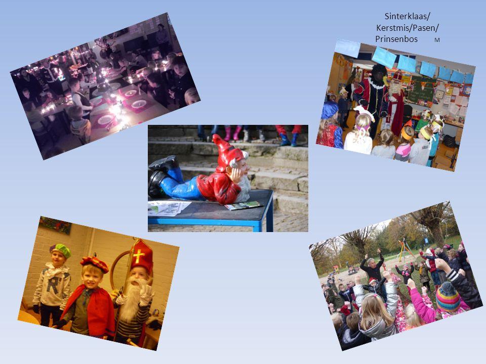 Sinterklaas/ Kerstmis/Pasen/ Prinsenbos M