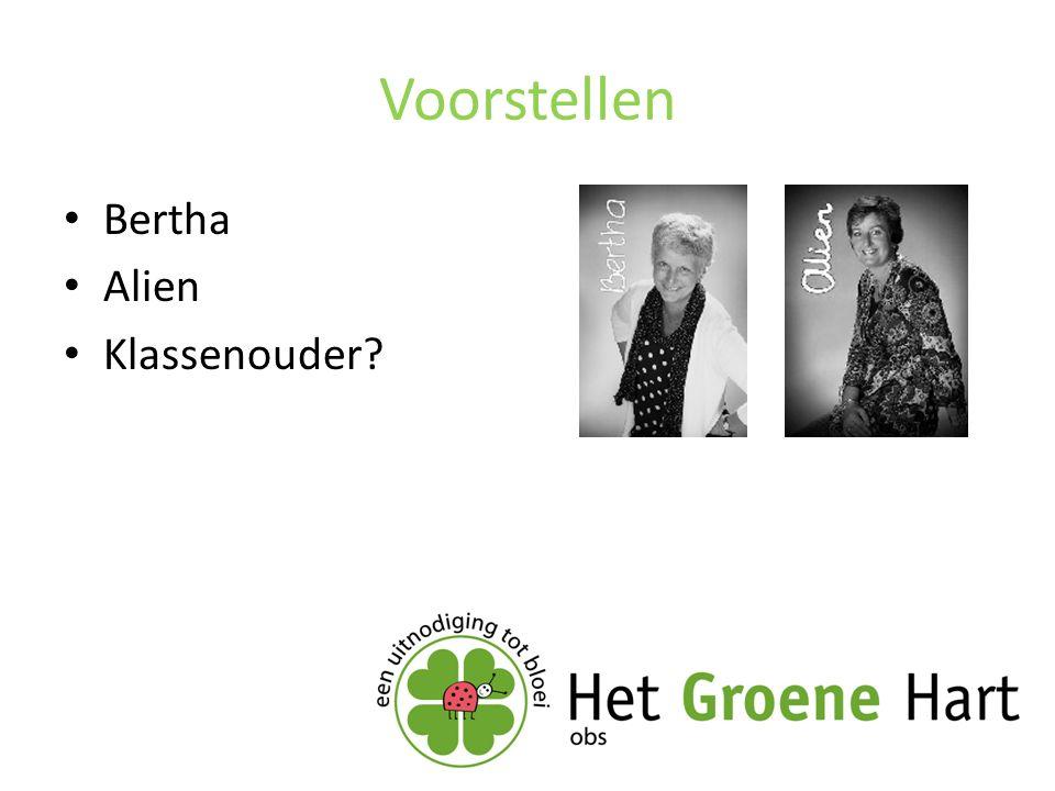 Algemene informatie Onze School Het Groene Hart Telefoonslinger Logopedisch onderzoek en bezoek van de schoolarts voor groep 2 B.H.V oefening