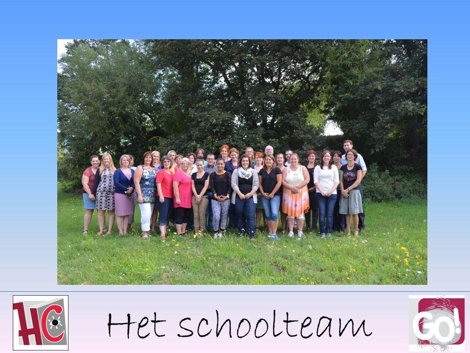 Het schoolteam