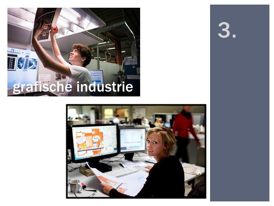 3. grafische industrie