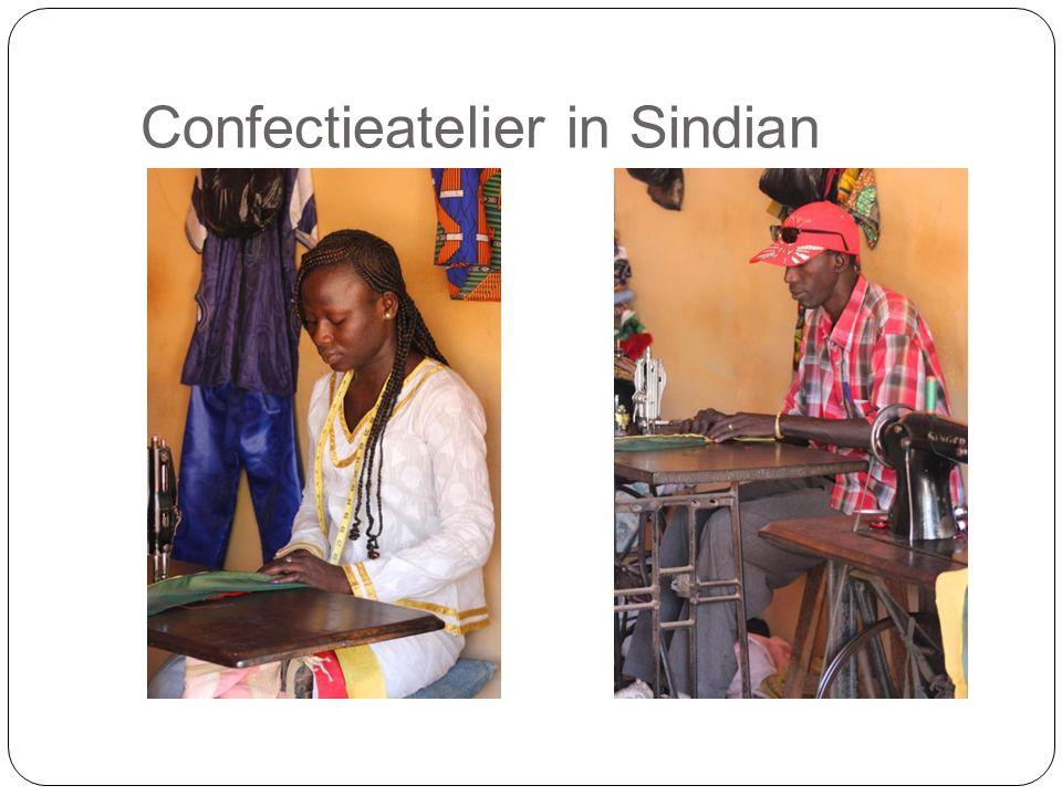 Confectieatelier in Sindian