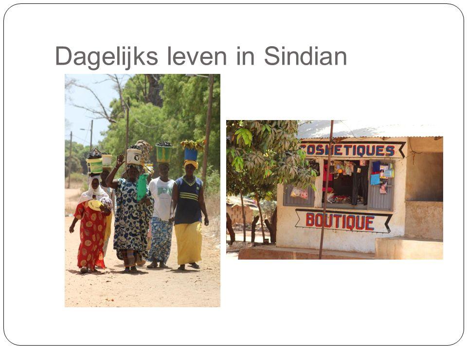Dagelijks leven in Sindian