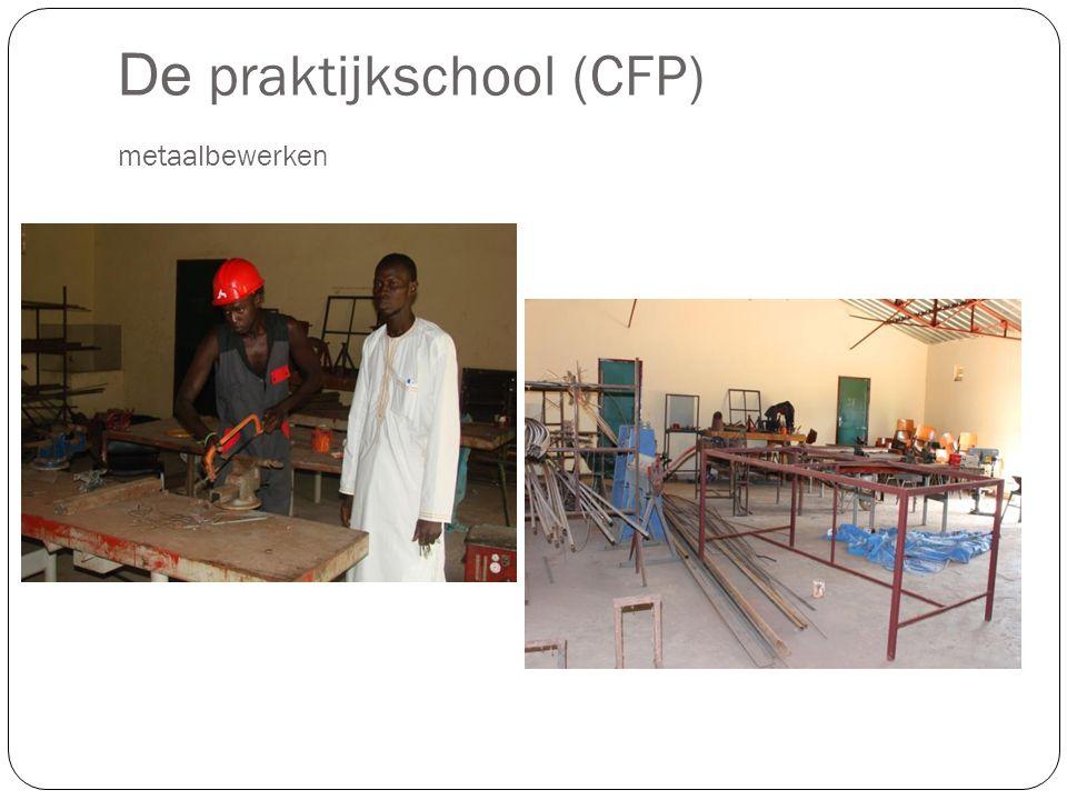 De praktijkschool (CFP) metaalbewerken
