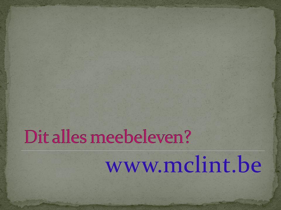 www.mclint.be