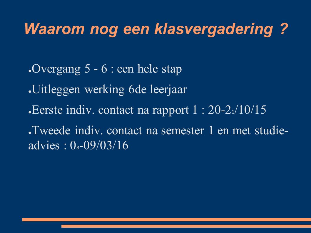 CLB = Centrum voor Leerlingen Begeleiding ● CLB van Mortsel ● Doel : onbekende facetten + studiekeuze ● Bespreking (klaslkr., zorgcoördinator, directie én evt.