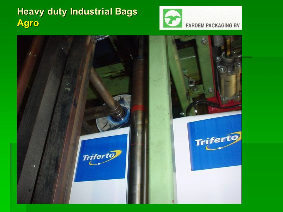 Heavy duty Industrial Bags Agro