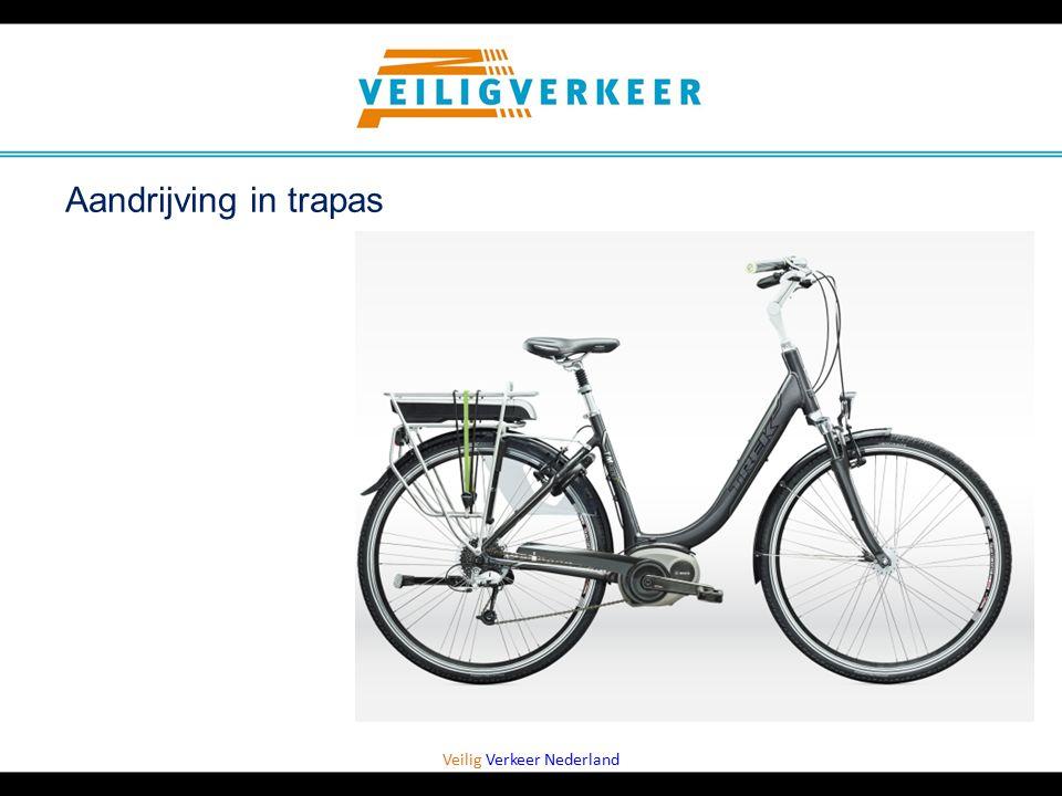 Veilig Verkeer Nederland Aandrijving in trapas