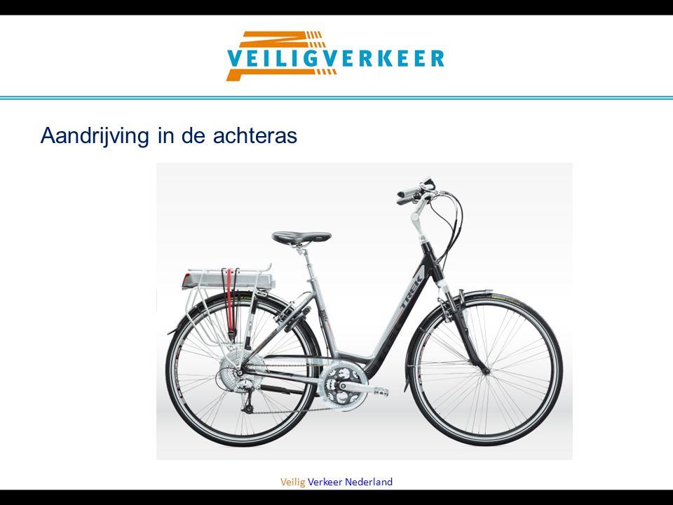 Veilig Verkeer Nederland Aandrijving in de achteras