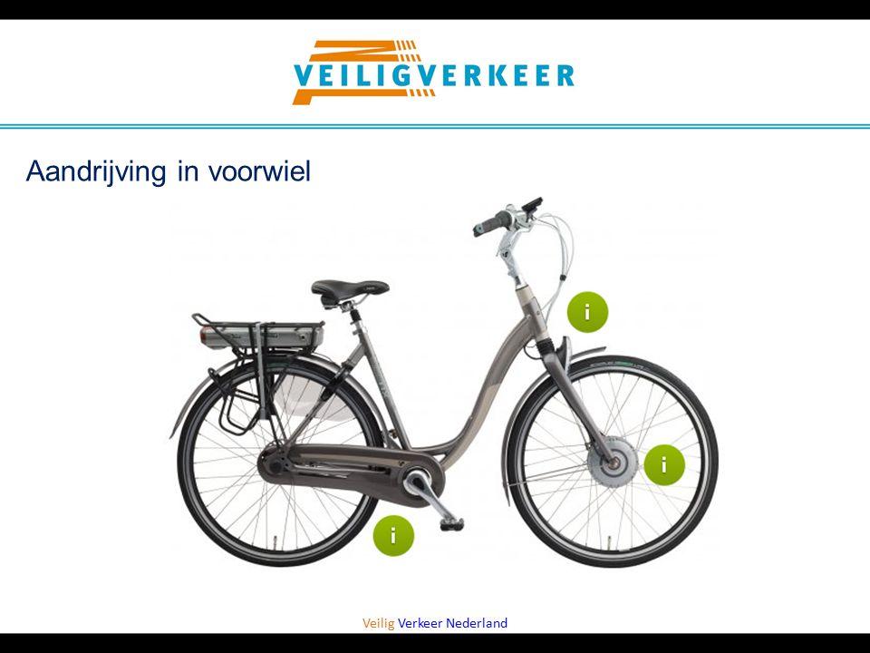 Veilig Verkeer Nederland Aandrijving in voorwiel