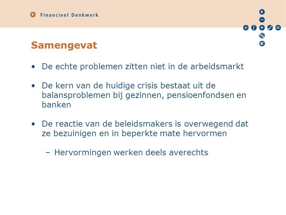 Staat de BV Nederland aan de rand van de afgrond.