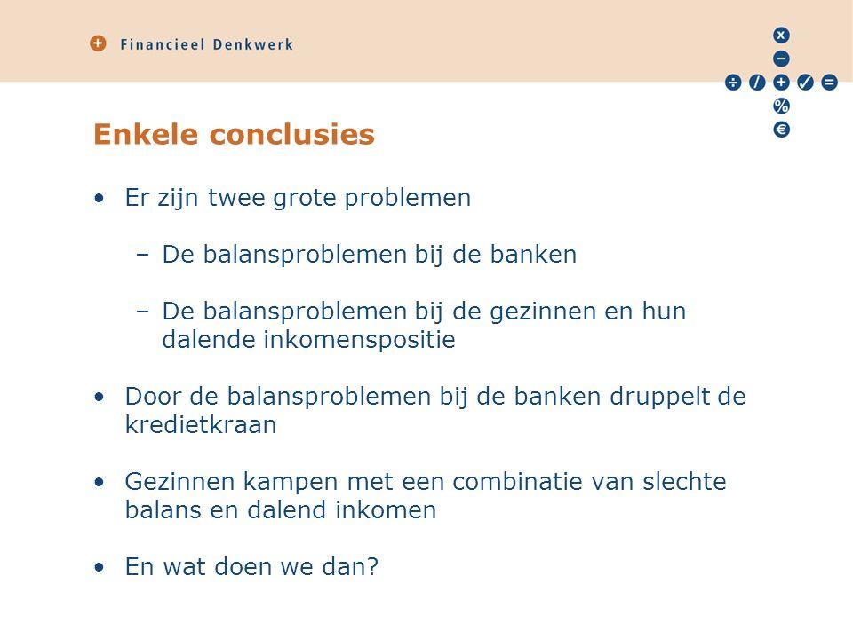 De aanpak van Rutte II De side letter van het regeerakkoord: –We maken het nog erger.