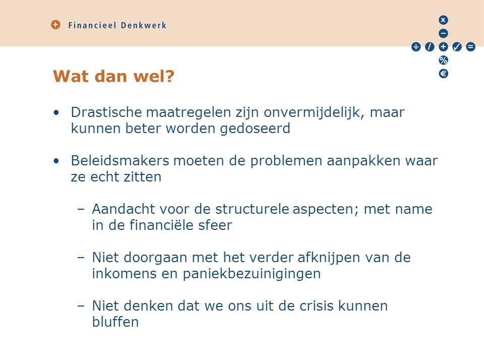 Wees eerlijk..I am a firm believer in the people.