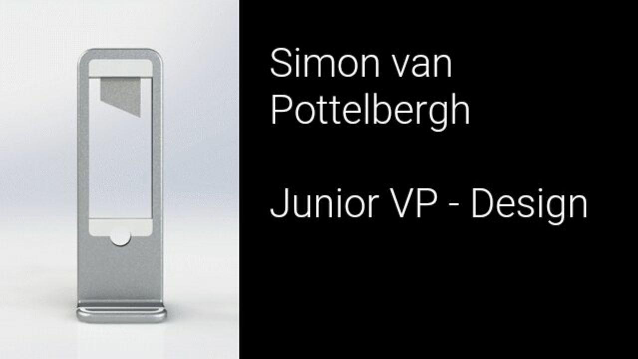 t Guillotine stijl Apple - Simon Van Pottelbergh