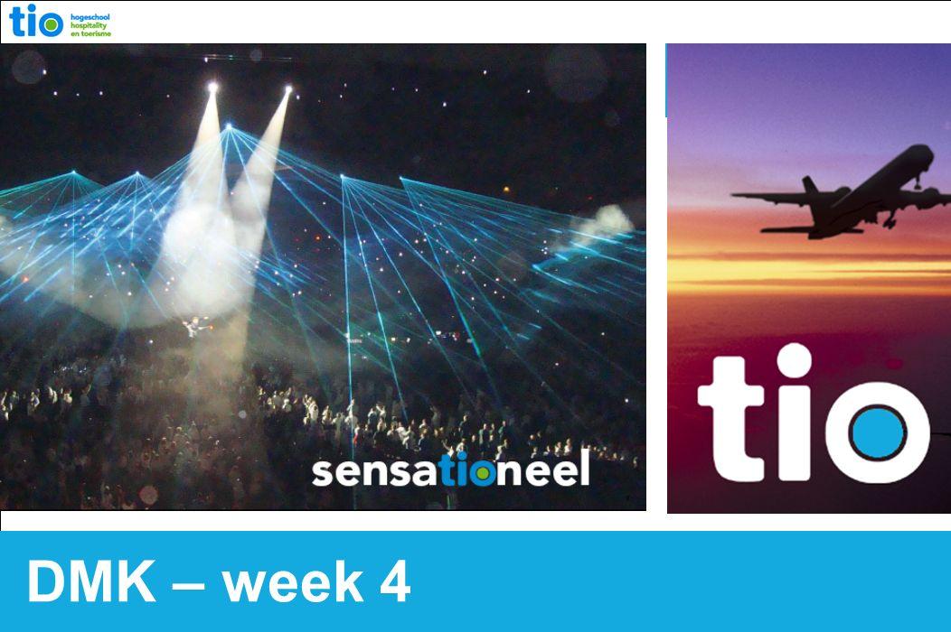 DMK – week 4
