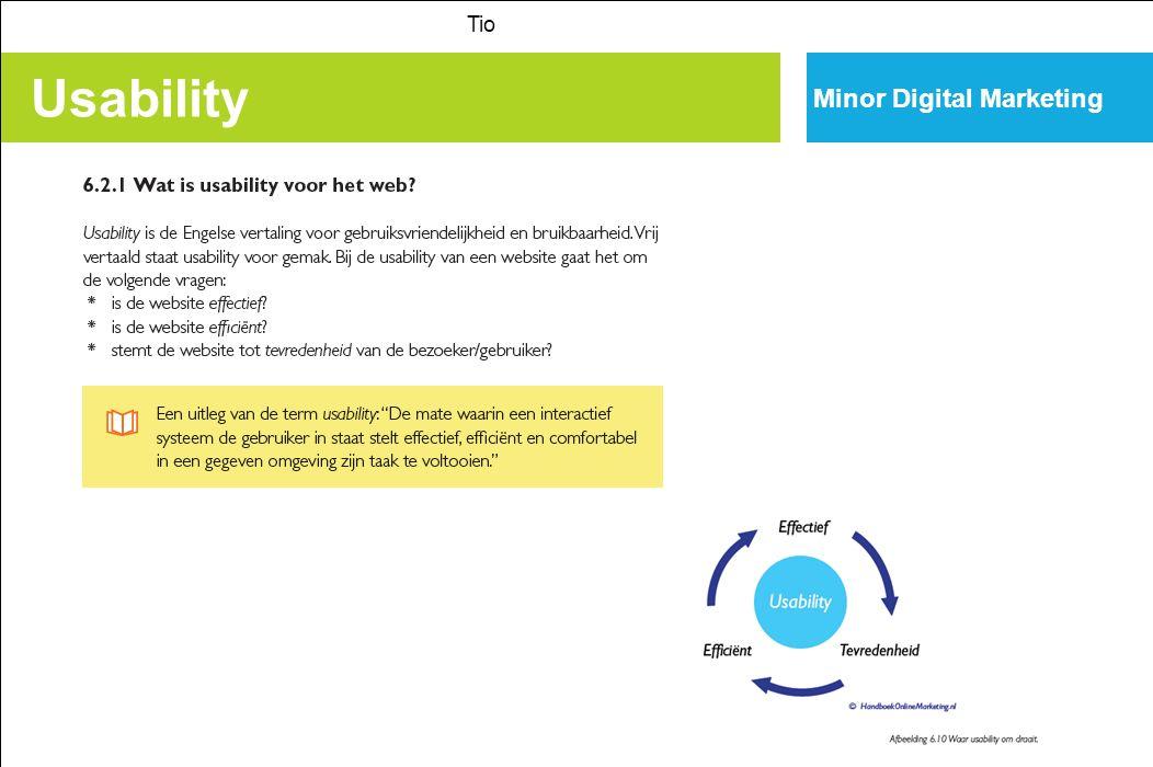 Usability Tio Minor Digital Marketing