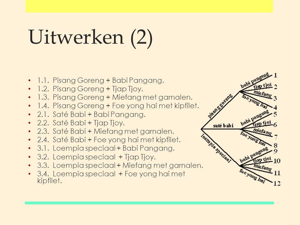 §3.5 Tellen in rooster Opgave 33