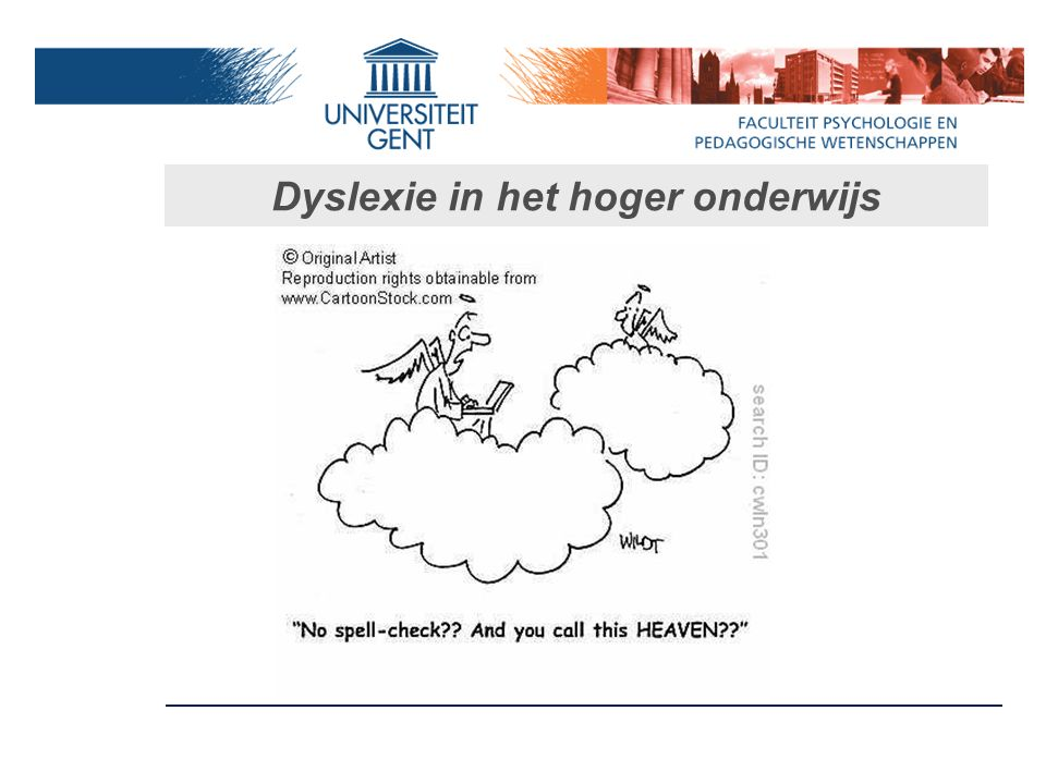"""Congres Hogent """"Het Kan. En Dan?"""" 9 december 2010 Wim Tops & Maaike Callens Vakgroep Experimentele Psychologie Faculteit Psychologie en Pedagogische W"""