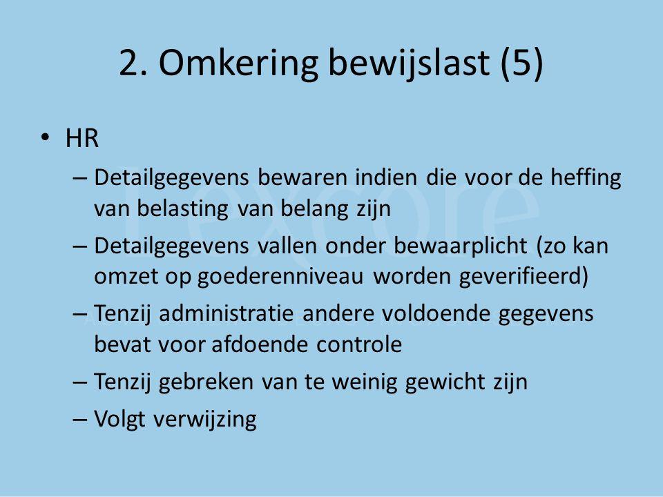 10.HIR en vervangingsvoornemen Vervanging buiten Nederland mogelijk.