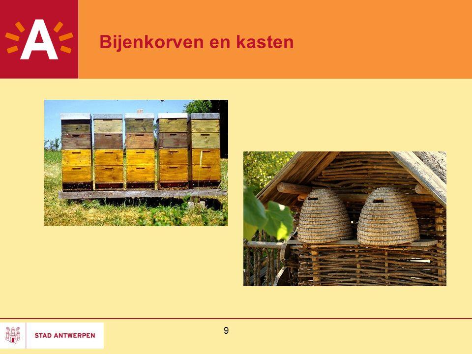 Bijenkorven en kasten 9