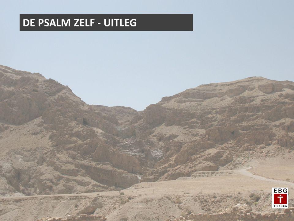 DE PSALM ZELF - UITLEG