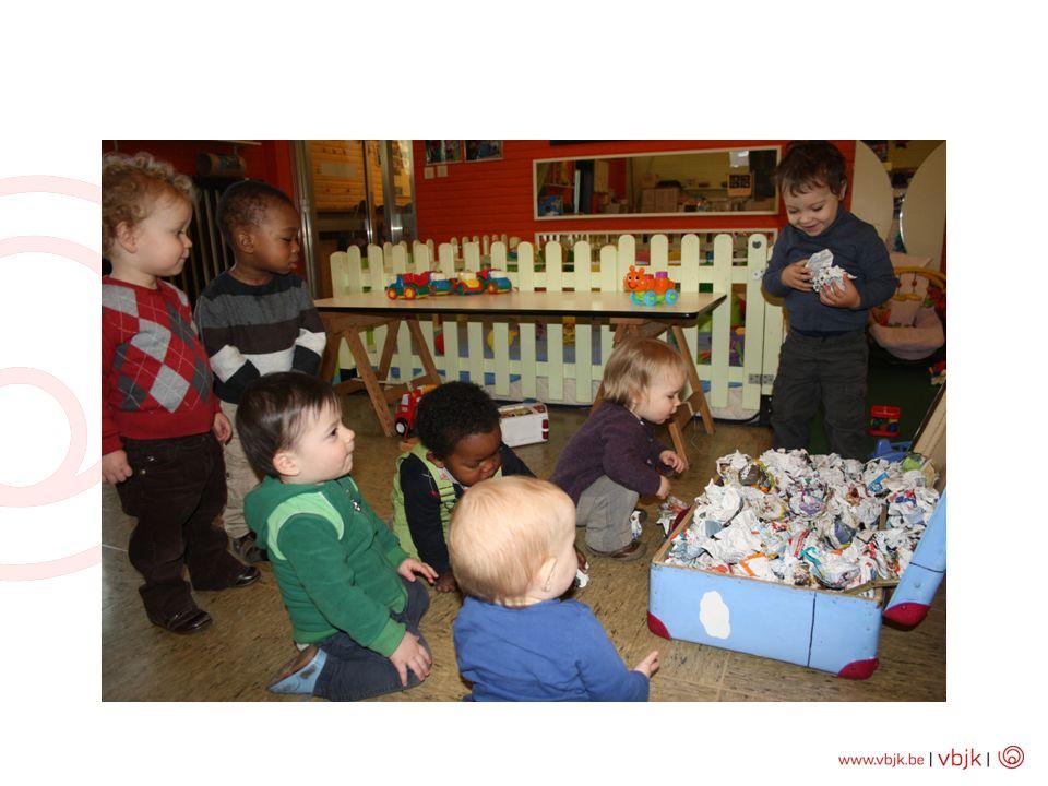 Gent, ongeveer 250.000 inwoners 1150 kinderen van 0 to 3 jaar bezoeken 29 kinderdagverblijven 4500 kinderen van 2,5 to 6 jaar bezoeken 42 Initiatieven Buitenschoolse Opvang 650 medewerkers staan in voor de opvang Kinderopvang Gent